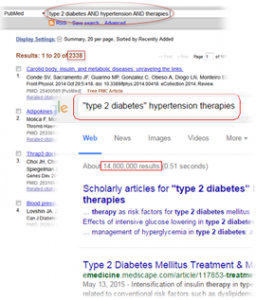 pubmed google search